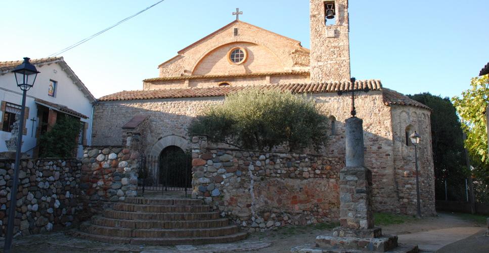 Esglesia romanica de Sant Salvador