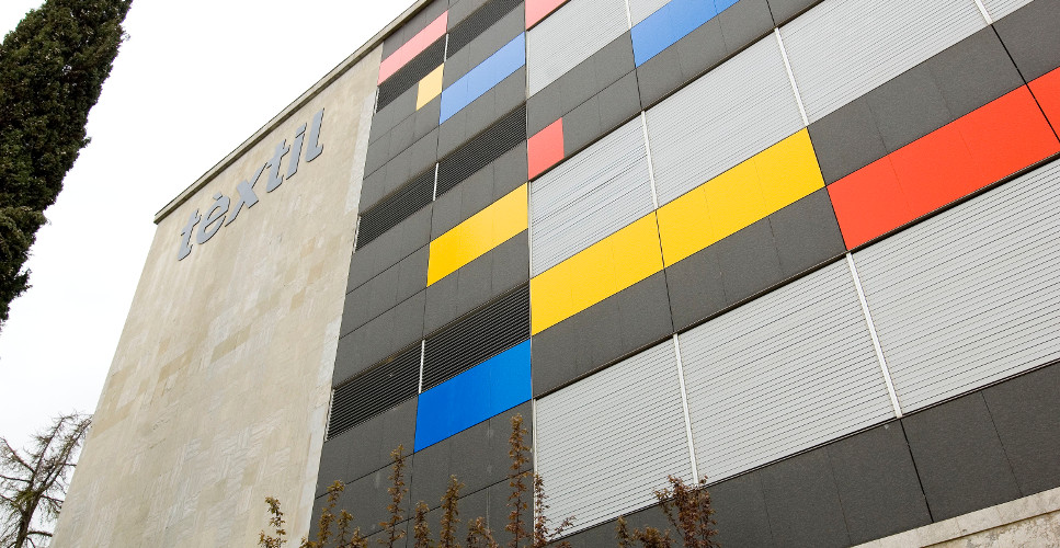 Textil façana