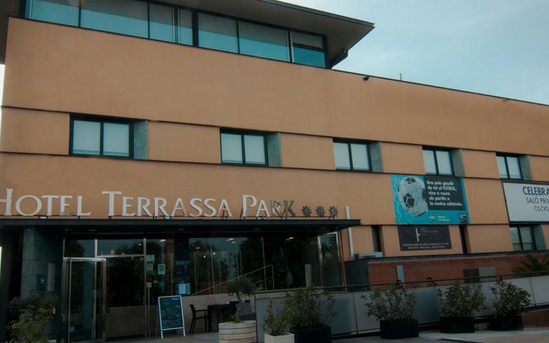 Terrassa Park 1