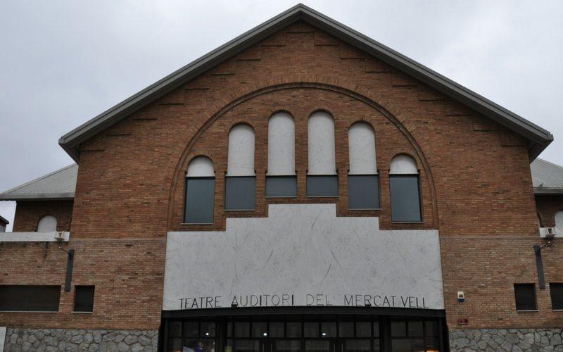 Teatre Auditori Mercat Vell